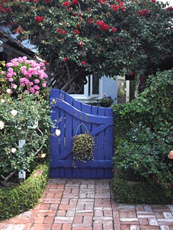 YardSmart: Garden Gate by Any Name is a Portal to Your Home